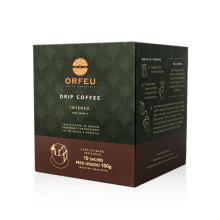 Café Orfeu Drip Coffee Intenso
